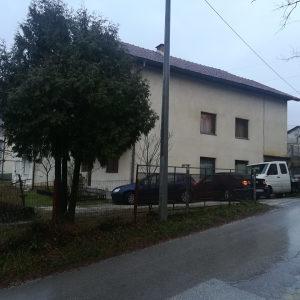 Kuća i plac u Osjeku