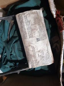 Air Bag zracni jastuk Opel