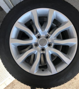 Range Rover Sport original alu felge 20'' s gumama