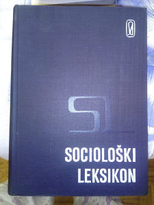 Sociološki leksikon