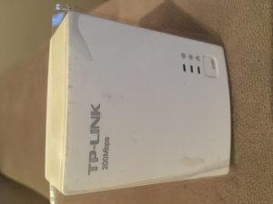 POWERLINE TP-LINK TL-PA4010 KIT AV600