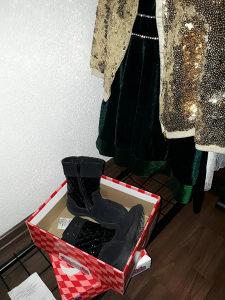 Cizme za djevojcice 25 broj(Planika)