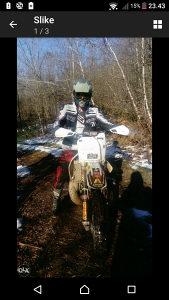 Cross oprema (motocross oprema, kros oprema)
