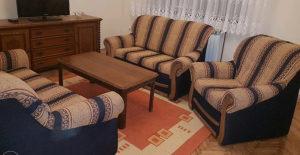 Garnitura za sjedenje i spavanje