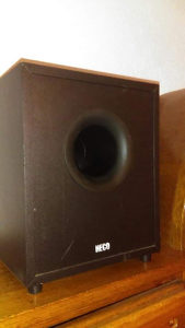 Subwoofer Heco
