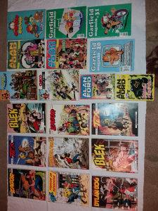 Prodajem stripove 72 kom sve za 72KM