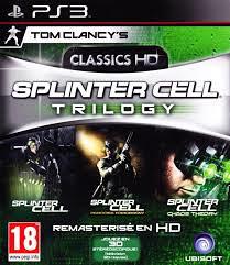 Tom Clancy's: Splinter Cell Trilogy PS3