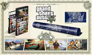 Grand Theft Auto V - Special Edition (GTA 5) PS3