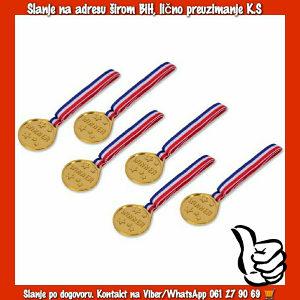 Djecije medalje 6 komada