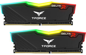 TEAM GROUP 16GB T-Force Delta DDR4 3000MHz CL16 KIT RGB