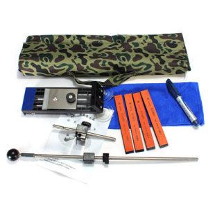 Oštrač za noževe - profesionalni set s 4 kamena