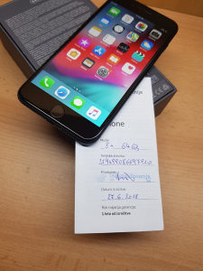 IPHONE 8 PLUS 64GB GARANCIJA FULL