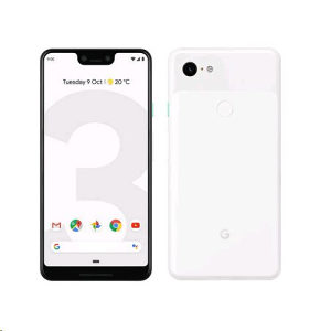 GOOGLE Pixel 3 64GB Clearly White/Just Black/Not Pink