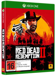 Red Dead Redemption 2 II (Xbox One) RDR
