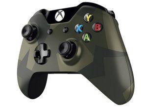 *AKCIJA* Xbox One S Kontroler / Dzojstik Camouflage