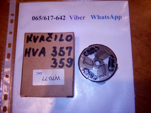 Kvacilo husqvarna 357/359