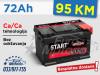 Akumulator 72Ah - 95 KM sa dostavom!