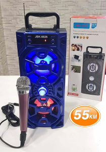 Karaoke zvucnik sa mikrofonom