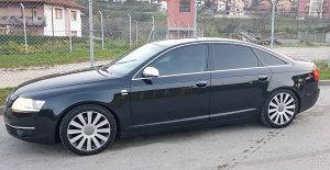 Audi a6 - 2.4 benzin/gas - S-line max full