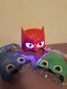 PJ masks maske svijetle