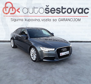 AUDI A6 2.0 TDI Automatic LED Matrix Cijena do reg.