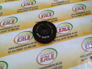 Remenica radilice Fabia 1.9 TDI KRLE 27819
