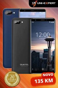Oukitel Smartphone C11 Black/Blue/Gold