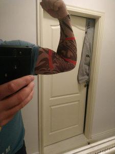 rukav tetovaza