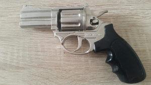 Igračka pištolj plašljivac na plastične metke