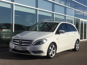 Mercedes Benz B-Class 180 CDI Novi Model