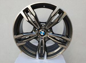 """Alu felge 17"""" 5x120 M6 BMW F10 F30 E90 E92 E46 X1 X3"""