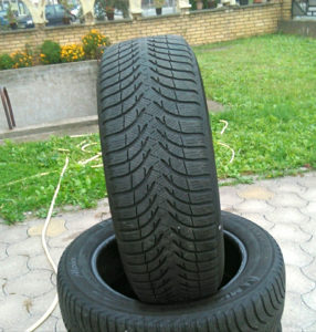 Gume M+S 205/55/R16 Michelin Alpin