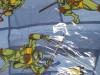 Nindza kornjace step deka