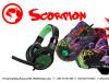 Marvo slušalice H8323  + Podloga i miš