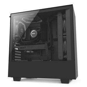 NZXT H500 Black Novo!!!