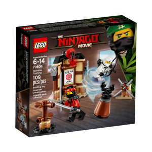 Trening spinjitzua, LEGO Ninjago Movie
