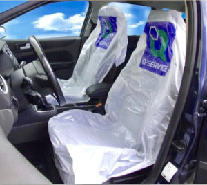 Auto zastite presvlake najlon