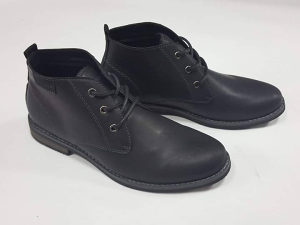 Muske duboke cipele zimske elegantne gojzerice/cizme