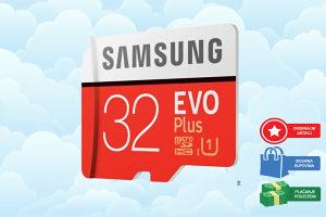Original Samsung UHS-1 32GB Micro SDHC Microsd