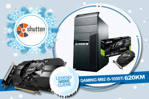 WINTER SALE - TOP GAMING RACUNAR LENOVO M92 i5 1050Ti