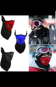 Maska za skijanje, bordanje, trčanje, biciklizam, motor