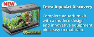 Nov Njemacki akvarijum Tetra