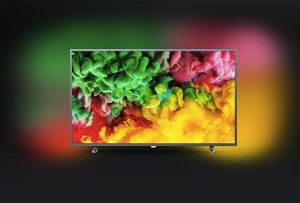 "Philips 4K 50"" UltraHD TV 50PUS6703 Smart Ambilight"