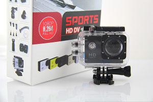 Akcijska kamera, Full HD DVR SJ4000 1080P