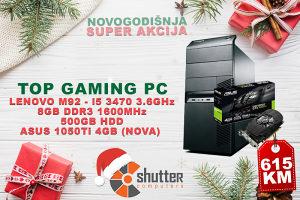 SUPER AKCIJA - TOP GAMING RACUNAR LENOVO M92 i5 1050Ti