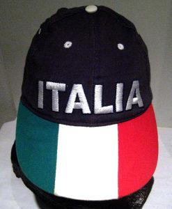 Kačket ITALIA - ITALIJA