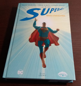 All star Supermen - Medju zvezdama