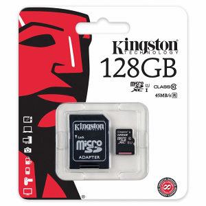 Micro SD 128GB Cl.10