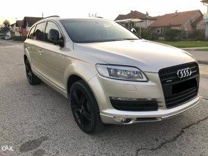 Audi Q7 3.0 TDI Quattro / Registrovan do 04/2020