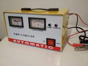 Punjac za akumulatore 10A/12V, 15A/12V, 20A/12V/24V